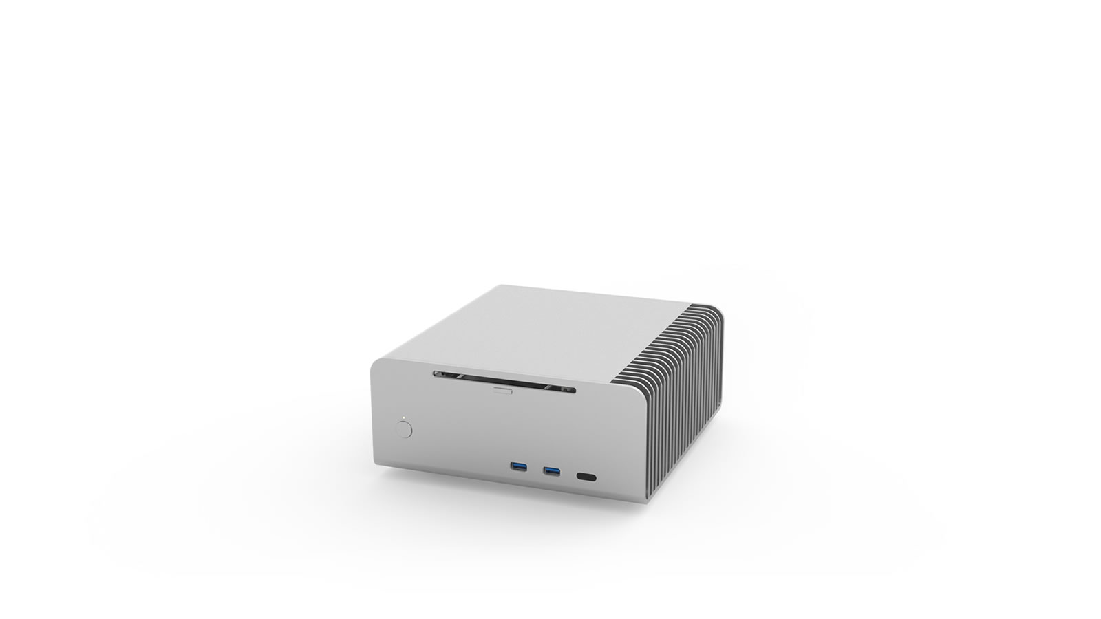FC8 Alpha Fanless Chassis